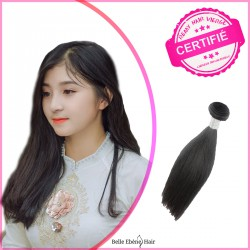 Tissage Chinois Lisse 10A- (Raide) -Tissage Remy Hair cheveux raides 24 Pouces