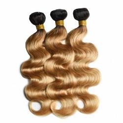 Tissage Ombre Hair ondulé 1B/27