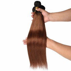 Tissage Ombre Hair Lisse 1B/30