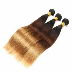 Tissage Ombre Hair Lisse 1B/4/27