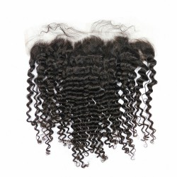 Lace frontale Frisée Kinky Curly 13X4