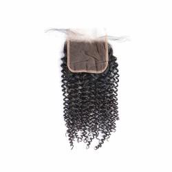 Closure 4X4 Frisée Kinky Curls