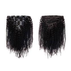 Extension à clips Crépues Kinky Curls 180g