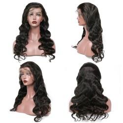 Lace Wig ondulée