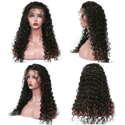 Lace Wig frisés