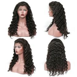 Lace Wig ondulés Loose Waves